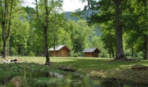 Camping Au Valbonheur, Valbonnais