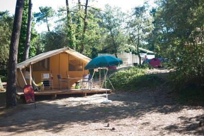 Camping Les Chênes Verts, Dolus D'Oleron