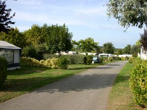 Camping Duguesclin, Saint Coulomb