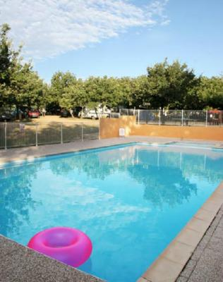 Camping L'Ombrage, Lagorce