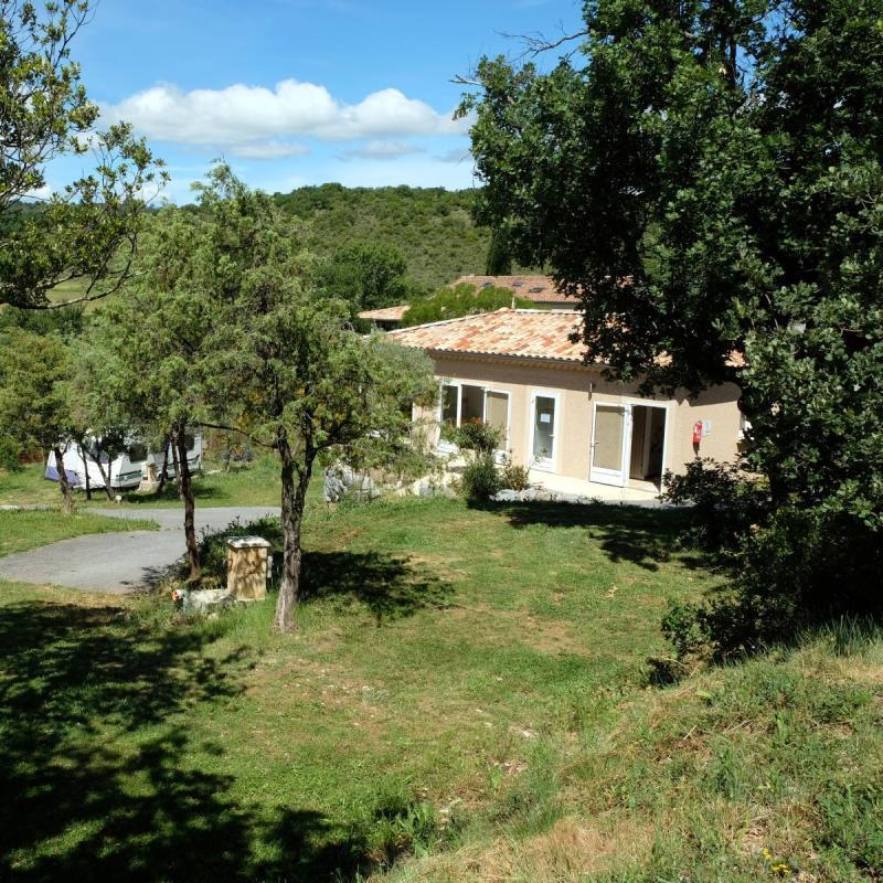 Camping Domaine De Chadeyron, Vallon Pont D'Arc