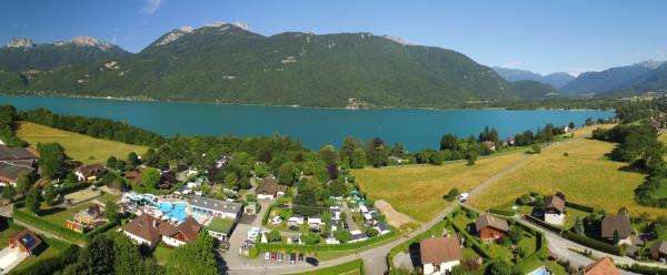 Camping La Ravoire, Doussard