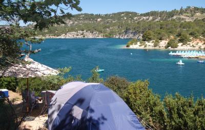 Camping Le Soleil, Esparron De Verdon