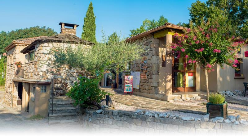 Camping Les Cruses, Ribes