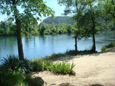 Camping Le Mas De La Source, Sampzon