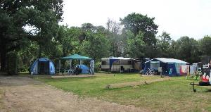 Camping Le Fort Espagnol, Crach