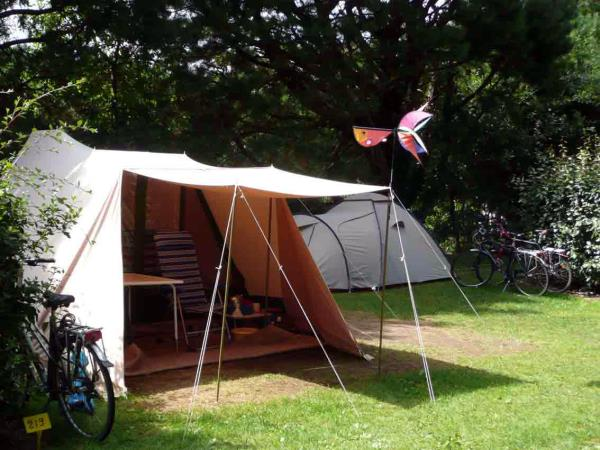 Camping Yelloh! Mane Guernehue, Baden